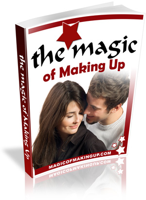 Magic of Making Up book