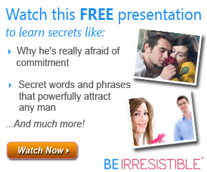 Free presentation of attract men secrets